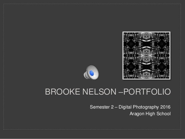 Example photo portfolio 2016