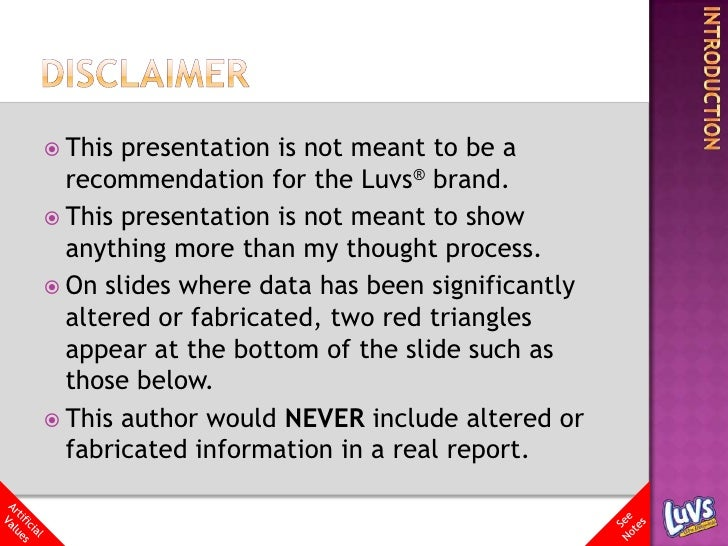 Entering a New Market Example PowerPoint presentation – Coupon Disclaimer Examples