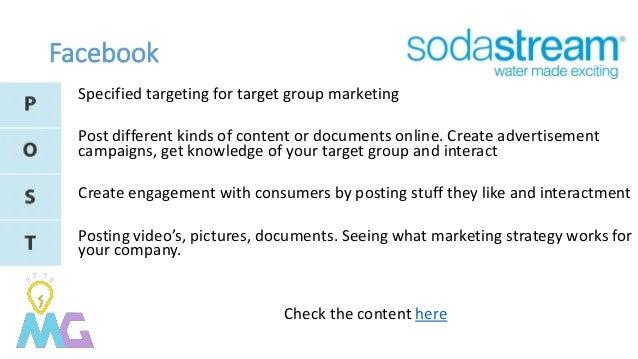 Examples social-media