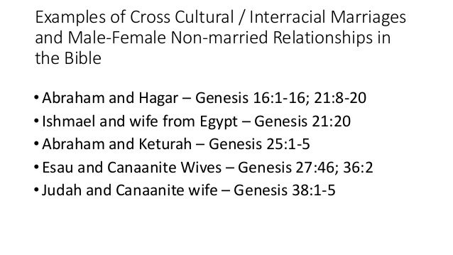 reciprocal relationship examples in the bible