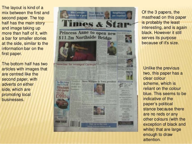 the crucible newspaper article examples