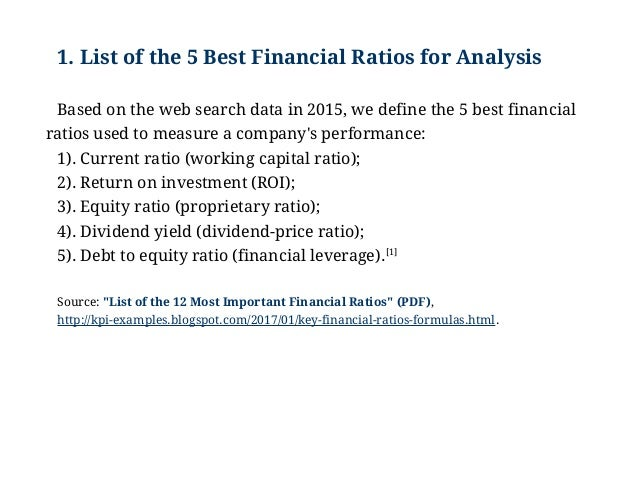 literature review of financial analysis finance companies Financial statements provide small business owners with the basic tools for   virtually all suppliers of capital, such as banks, finance companies, and venture   and year-to-date columns on the income statement you can review trends  from.