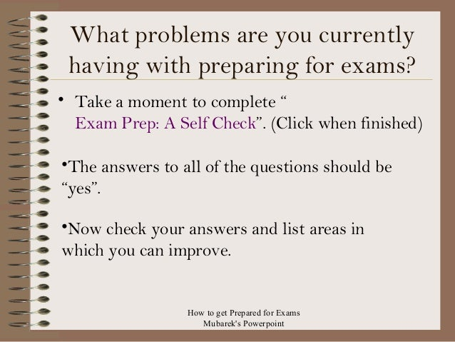 how to prepare for exams Free civil service exam sample questions need to prepare for a civil service exam jobtestprep offers free, online civil service exam practice tests to give you a.