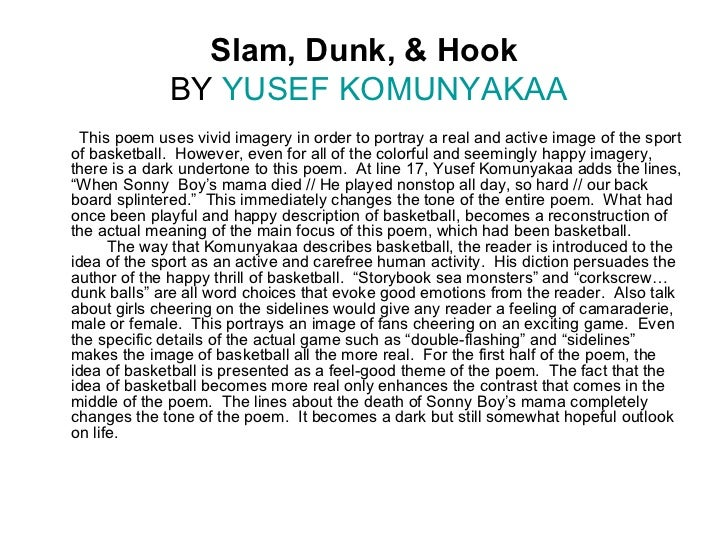 an analysis of the poem nude interrogation by yusef komunyakaa Yusef komunyakaa was born on 29 rather it is a satirical analysis of the definitions that we often use to komunyakaa's poetry relies on often.