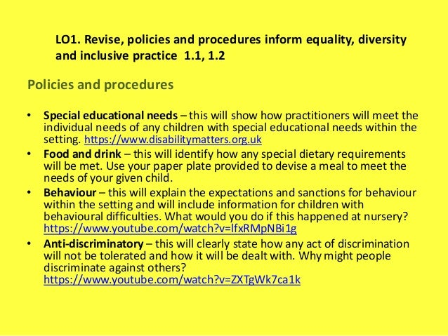 evaluate inclusive practices for children with special needs Needs of each child and they include ongoing evaluation of programs to ensure  full  with special needs in the ecec service system, should be welcomed as  valued  physical resources that are important for inclusive practice include an.