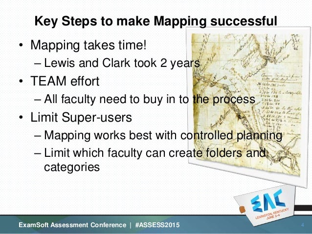 A guide to curriculum and accreditation mapping using examsoft catego a guide to curriculum and accreditation mapping using examsoft categories and blueprint features malvernweather Gallery