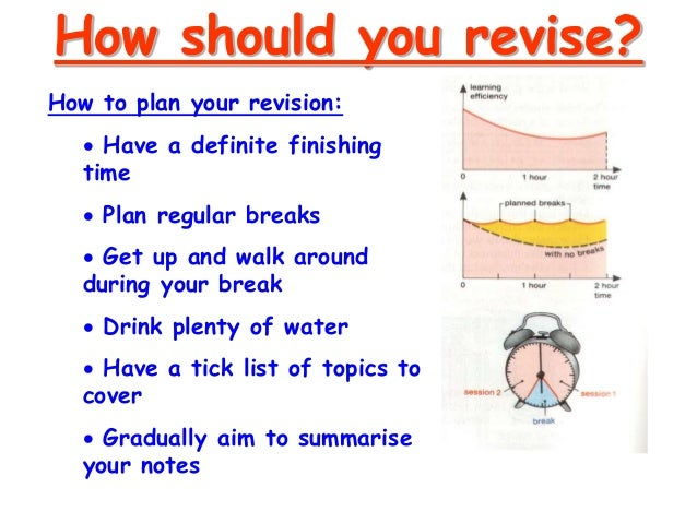 exams amp revision