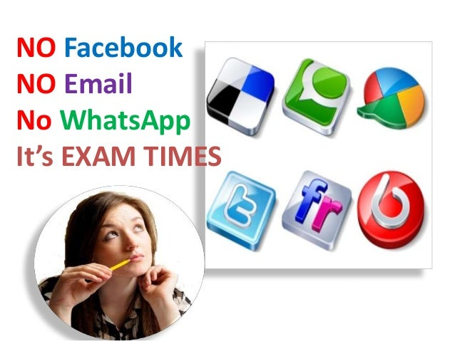 How to study for exams no facebook no email no whatsapp its exam times altavistaventures