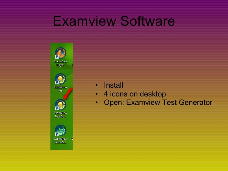 What is ExamView Pro