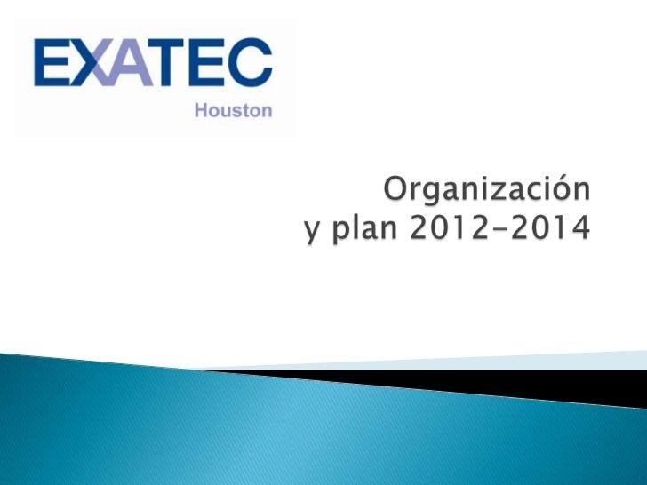   EXATEC Houston es una de las mas grandes    asociaciones de exalumnos del Tec de    Monterrey con mas de 700 miembros....
