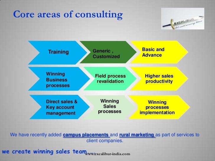 Excalibur consulting  Slide 3