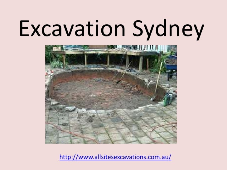 Excavation Sydney   http://www.allsitesexcavations.com.au/