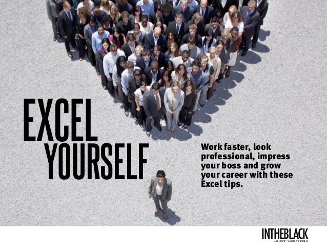 Work faster,  look professional, impress your boss and grow your career Work faster, look professional, impress your boss...