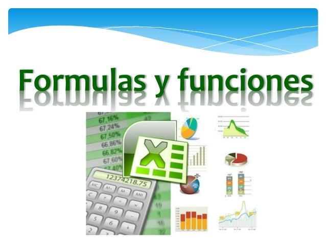 Excel: Fórmulas y Funciones Slide 3