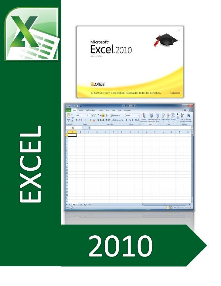EXCEL 2010             UNIDAD 1               Ambiente de Excel 2010Objetivo General: El alumno conocerá el ambiente de Ex...