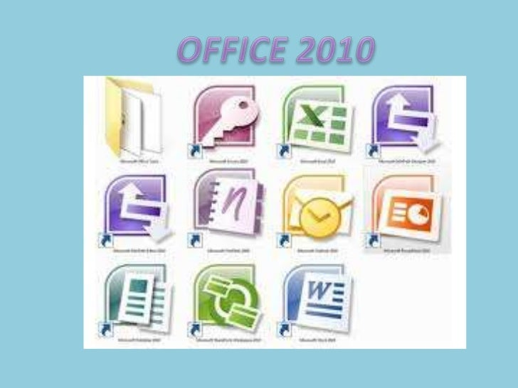 OFFICE 2010<br />
