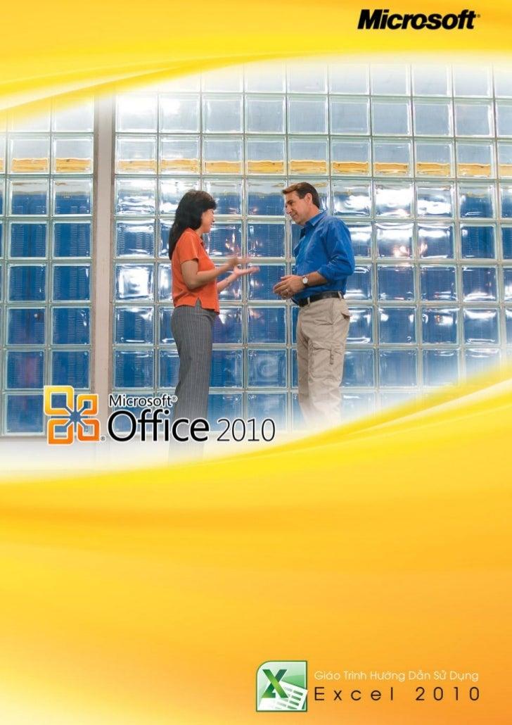 Excel 2010 final Slide 1