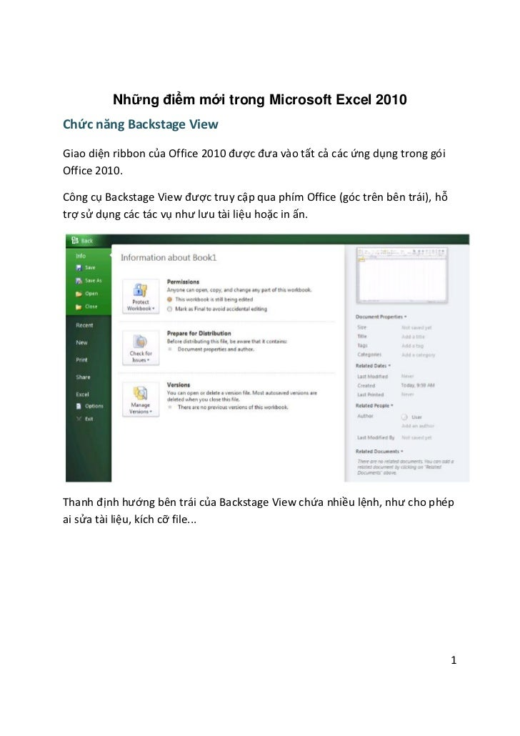 Excel 2010 final Slide 2