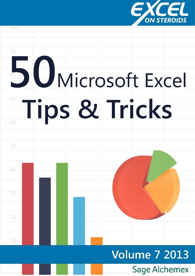 50 MS Excel Tips and Tricks