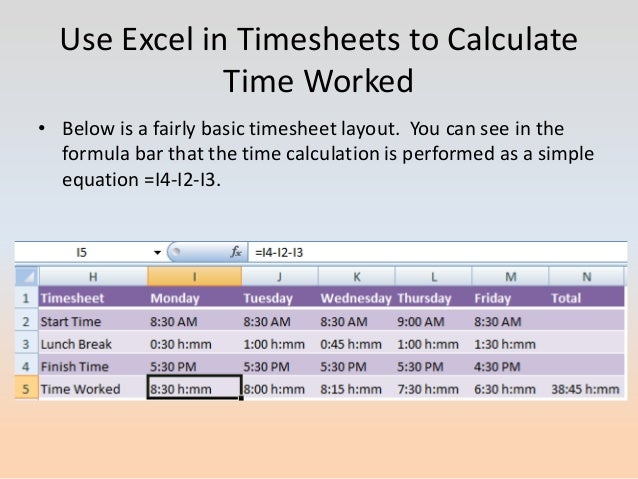 Excel basics for everyday use-the more advanced stuff
