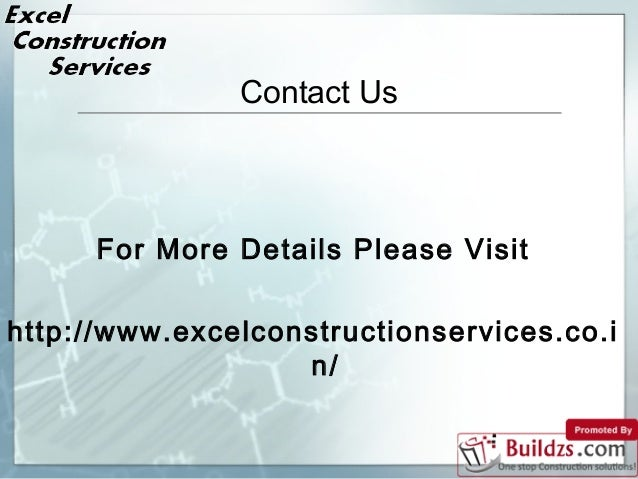 Manufacturers Of Construction Chemicals By Excel