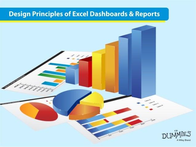 DesignPrinciplesofExcelDashboards&Reports