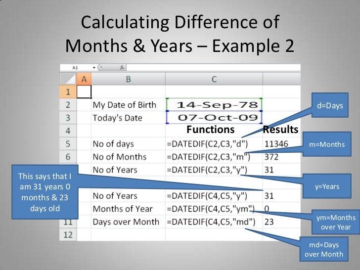 Datediff syntax
