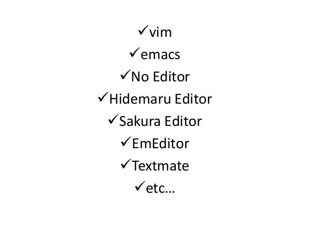 Excel is Editor