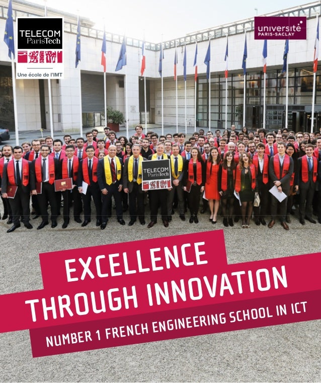 EXCELLENCE THROUGH INNOVATION NUMBER 1 FRENCH ENGINEERING SCHOOL IN ICT