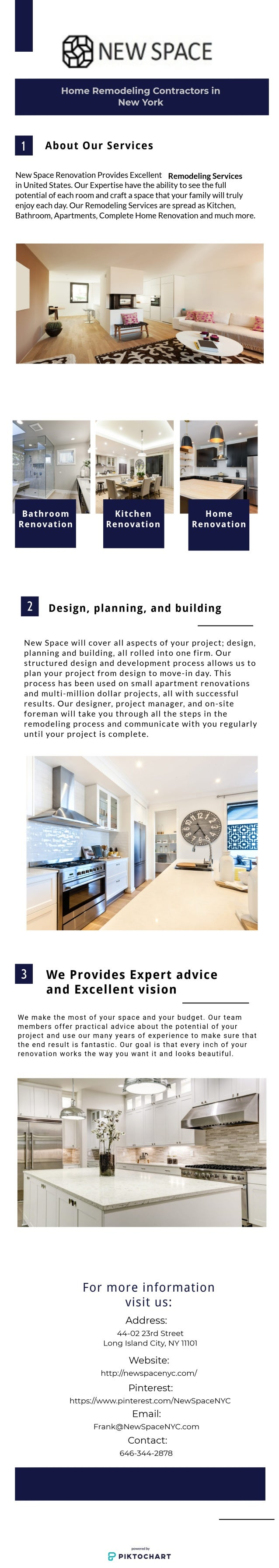 Excellent Home Remodeling Services in New York