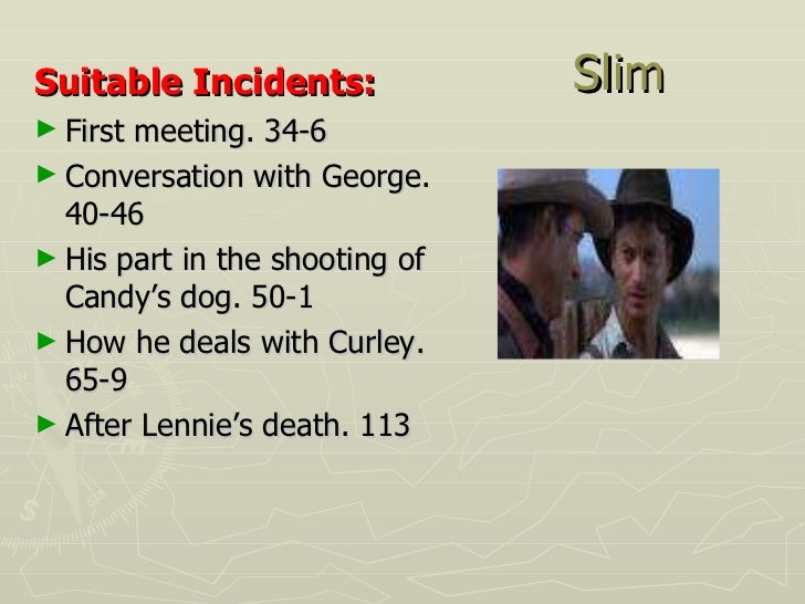 Of Mice and Men Revision Key Points