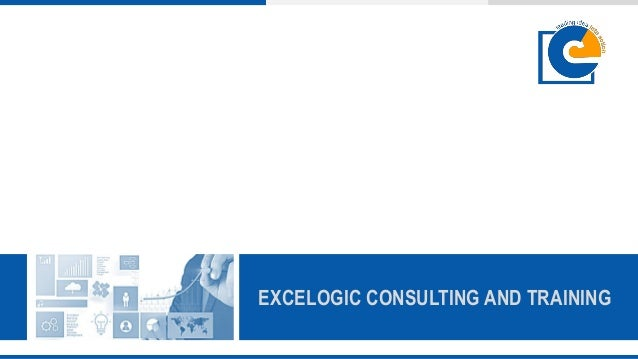 EXCELOGIC CONSULTING AND TRAINING
