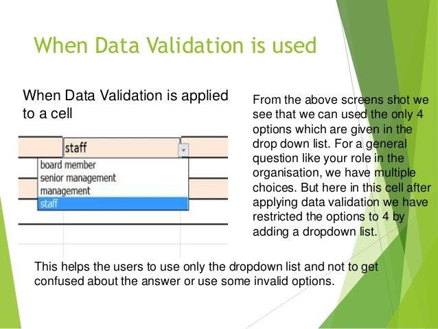 validate data - photo #29