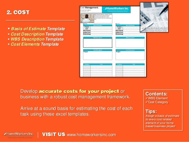 Excel Project Management Templates For Home-Based Business Owners - H…