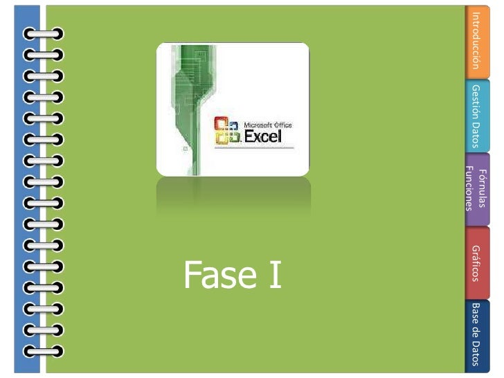 FórnulasIntroducción   Gestión Datos               Gráficos   Base de Datos                               Funciones       ...