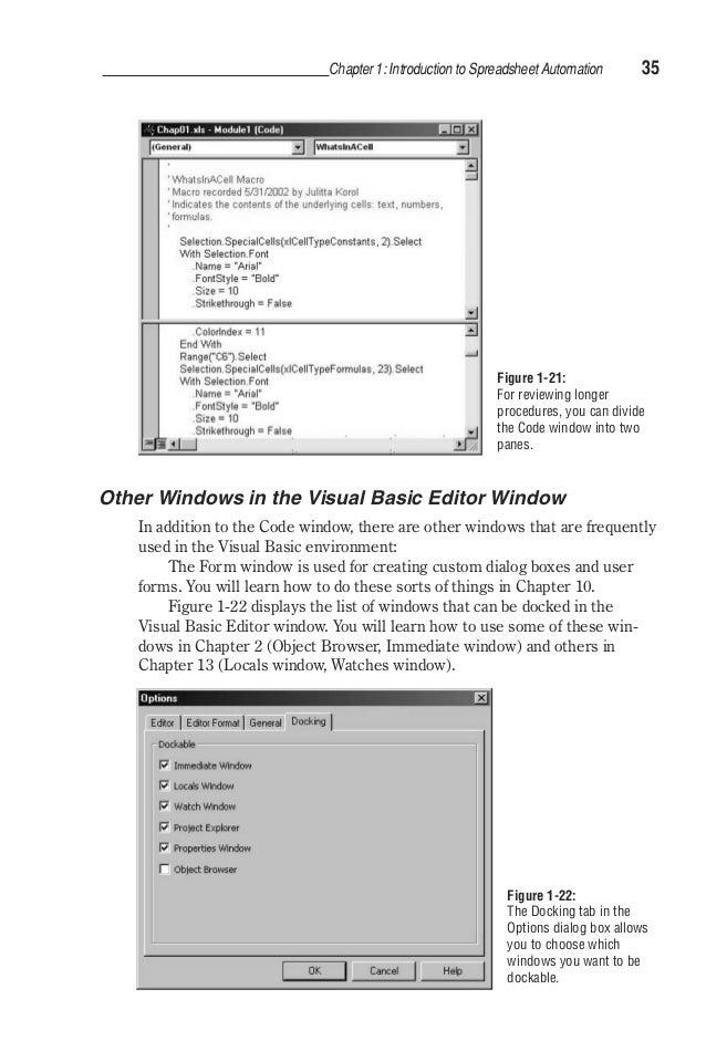 Excel vba visual basic (korol) (1)