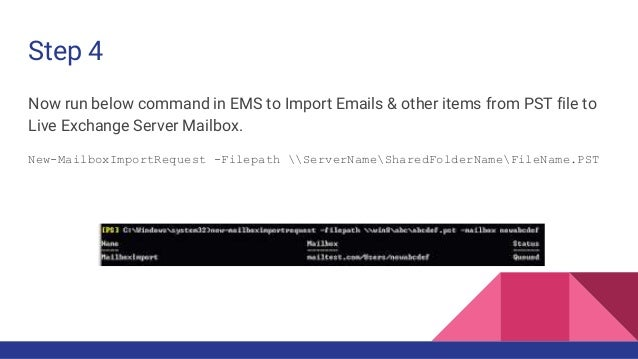 Import email, contacts, and calendar from an Outlook .pst ...