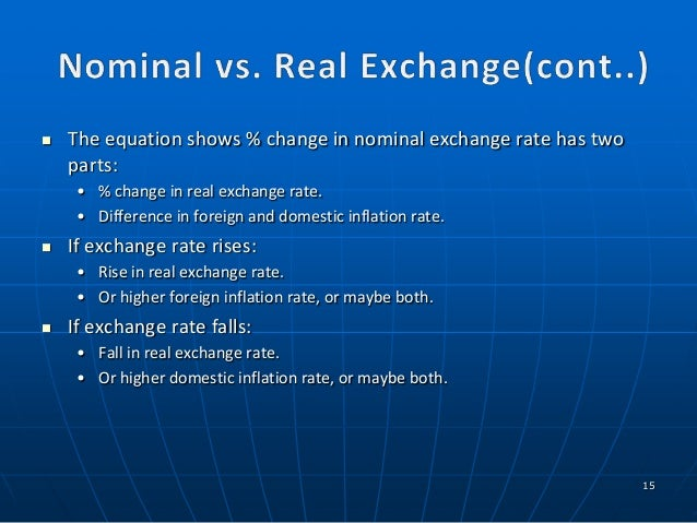 international trade and exchange rate For currencies with well developed forward markets several papers have  investigated the conjectured negative relationship between trade and short term .