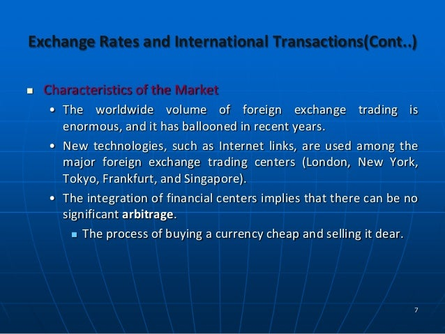 effects of exchange rate fluctuations on businesses