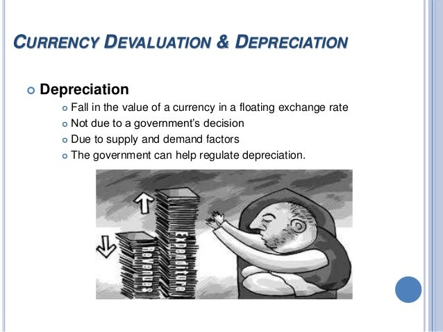 currency depreciation and its impacts Five things to know about china's move to devalue its currency, which will likely have a ripple effect through financial markets as well as in politics.