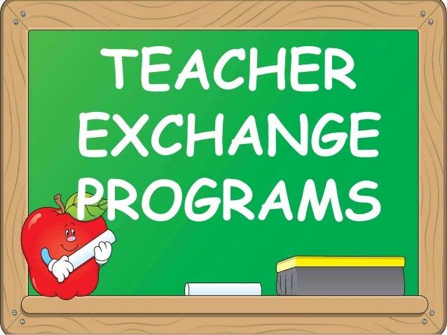 Exchange Teachers