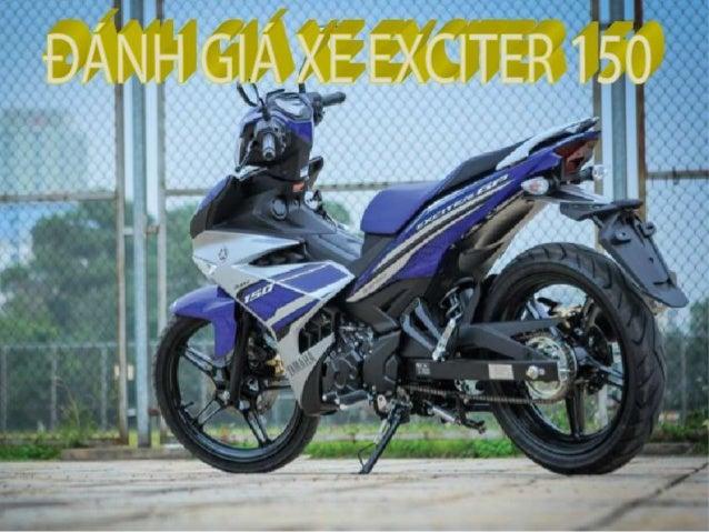 Đánh giá dòng xe Exciter 150