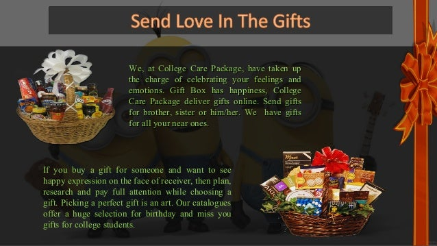 Birthday And Miss You Gifts For College Students 5