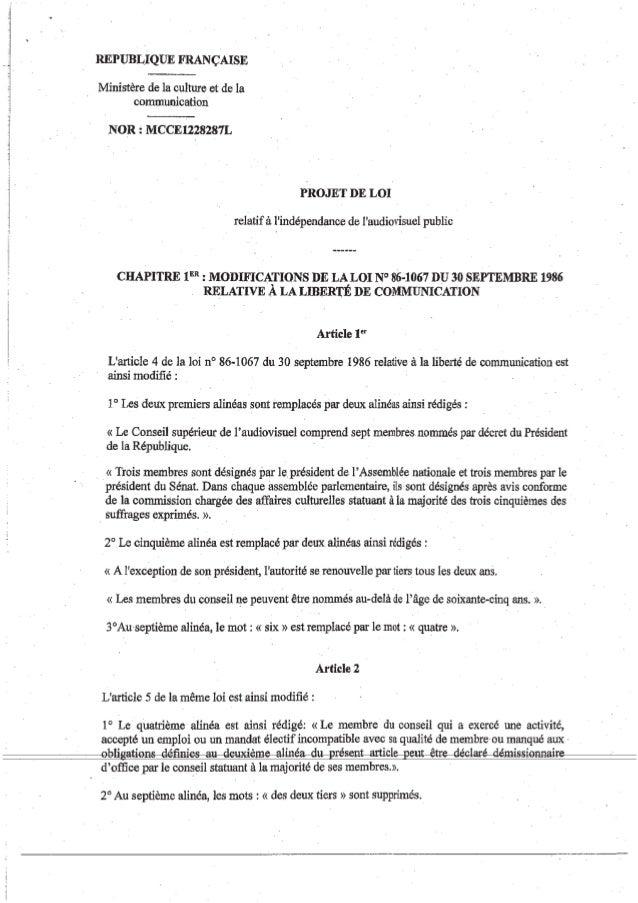Exclu lepoint-projet-loi-audiovisuel