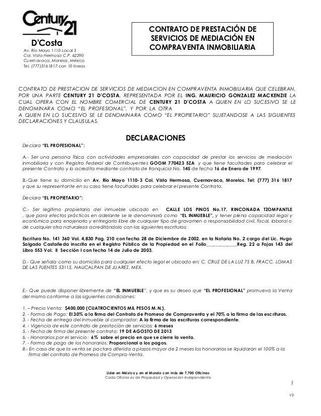 D'Costa  Av. Río Mayo 1110 Local 3  Col. Vista Hermosa C.P. 62290  Cuernavaca, Morelos, México  Tel. (777)3161817 con 10 l...