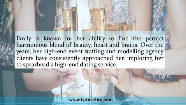 Elite dating service toronto