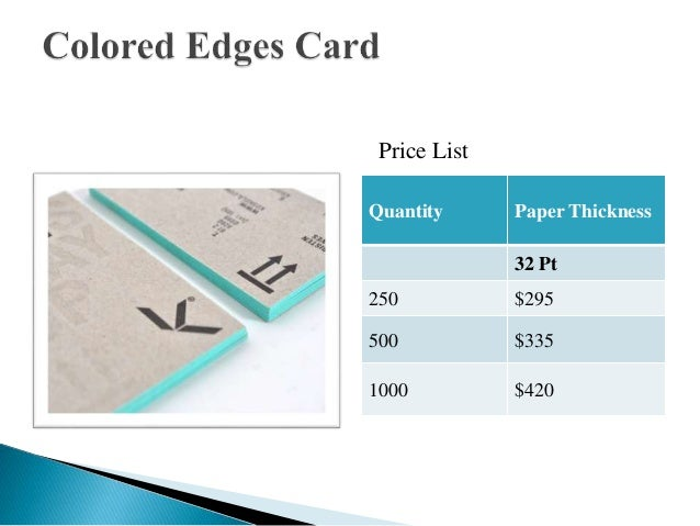 Business card paper thickness best business 2017 new por simple custom business cards thick 600gsm colourmoves