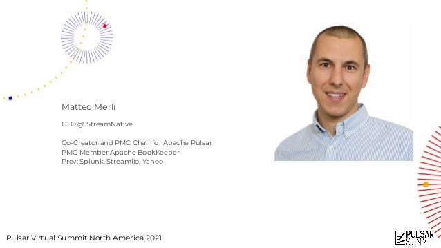 Exclusive Producer: Using Pulsar to Build Distributed Applications - Pulsar Summit NA 2021 Slide 2
