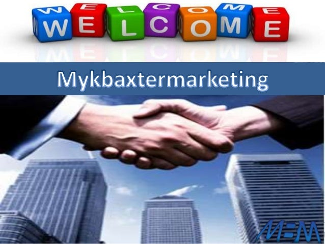 Image result for Myk Baxter Marketing