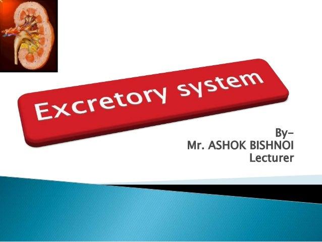 By- Mr. ASHOK BISHNOI Lecturer
